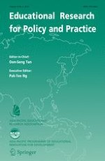 Educational Research for Policy and Practice 2/2015