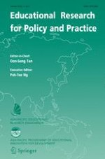Educational Research for Policy and Practice 3/2017