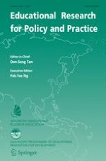 Educational Research for Policy and Practice 1/2018