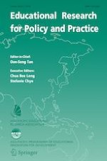 Educational Research for Policy and Practice 1/2019