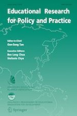 Educational Research for Policy and Practice 3/2019