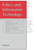 Ethics and Information Technology 1/2009