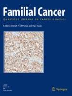Familial Cancer 1/2020