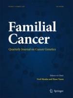 Familial Cancer 3-4/2003