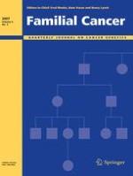 Familial Cancer 3/2007