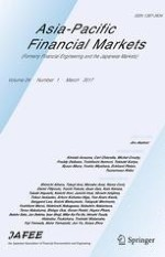 Asia-Pacific Financial Markets 1/2017