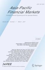 Asia-Pacific Financial Markets 1/2021
