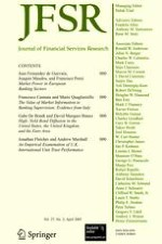 Journal of Financial Services Research 2-3/1997