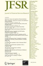 Journal of Financial Services Research 2-3/2009