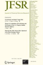 Journal of Financial Services Research 3/2011
