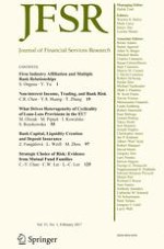 Journal of Financial Services Research 1/2017