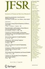Journal of Financial Services Research 2-3/2018