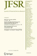 Journal of Financial Services Research 2/2018