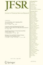 Journal of Financial Services Research 3/2020