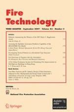 Fire Technology 3/2007