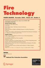 Fire Technology 4/2008