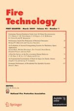 Fire Technology 1/2009