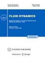 Fluid Dynamics 1/2015