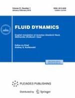 Fluid Dynamics 1/2016