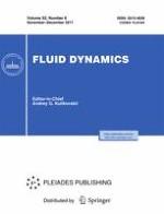 Fluid Dynamics 6/2017