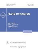 Fluid Dynamics 8/2019