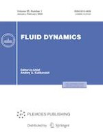 Fluid Dynamics 1/2020
