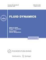 Fluid Dynamics 8/2020
