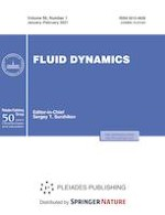Fluid Dynamics 1/2021