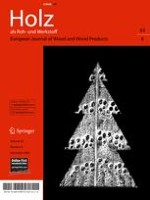 European Journal of Wood and Wood Products 6/2005