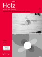 European Journal of Wood and Wood Products 4/2007