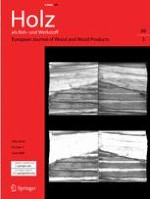 European Journal of Wood and Wood Products 3/2008