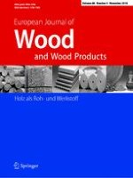 European Journal of Wood and Wood Products 4/2010
