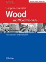 European Journal of Wood and Wood Products 1/2011