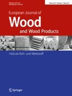 European Journal of Wood and Wood Products 2/2011