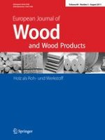 European Journal of Wood and Wood Products 3/2011