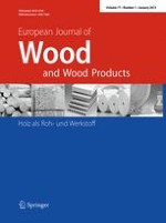 European Journal of Wood and Wood Products 1/2013