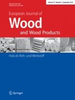 European Journal of Wood and Wood Products 5/2014