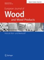 European Journal of Wood and Wood Products 2/2015