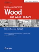 European Journal of Wood and Wood Products 5/2020