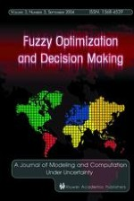 Fuzzy Optimization and Decision Making 3/2004