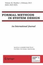 Formal Methods in System Design 1/2013