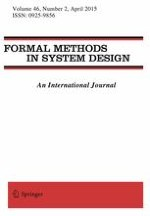 Formal Methods in System Design 2/2015
