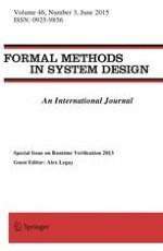 Formal Methods in System Design 3/2015