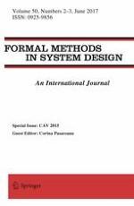 Formal Methods in System Design 2-3/2017