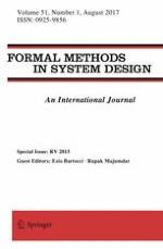 Formal Methods in System Design 1/2017