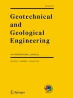 Geotechnical and Geological Engineering 5/2006