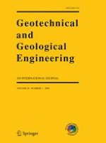 Geotechnical and Geological Engineering 1/2008