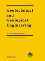 Geotechnical and Geological Engineering 5/2011