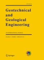 Geotechnical and Geological Engineering 1/2013