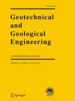 Geotechnical and Geological Engineering 4/2013